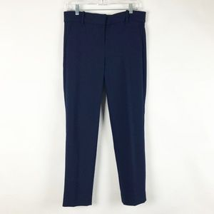 JCrew Collection Navy Cameron Pants 6